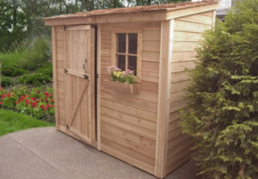 Build your own shed plans