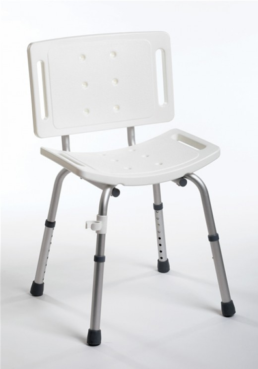 Handicap Shower Chair For Disabled Person