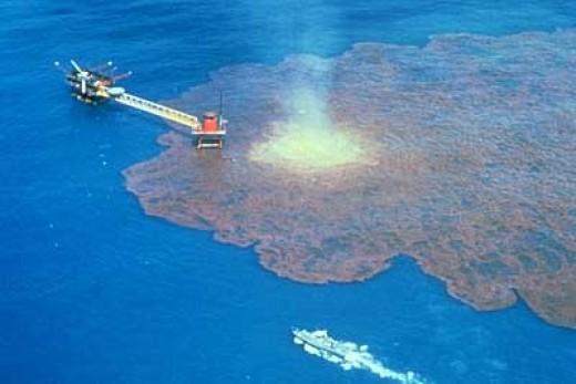 Gulf oil spill pic #3