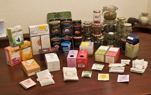 Tea Inventory