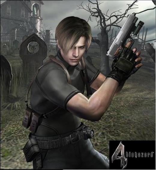 Leon Kennedy of Resident Evil IV