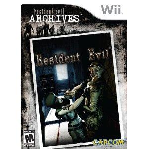 Resident Evil Remake on Wii