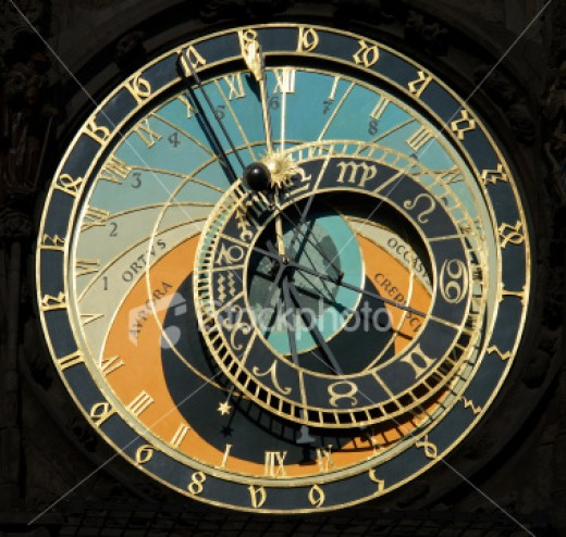 This astrolabe allowed the ancients to sight the stars and plot their position on earth, at least by latitude.