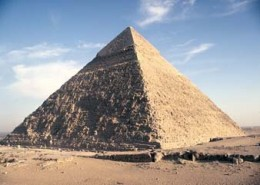 The quintessential ancient astronomical observatory is the great pyramid of Egypt.
