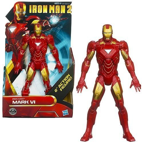 Iron Man 2 Action figure - one of many!