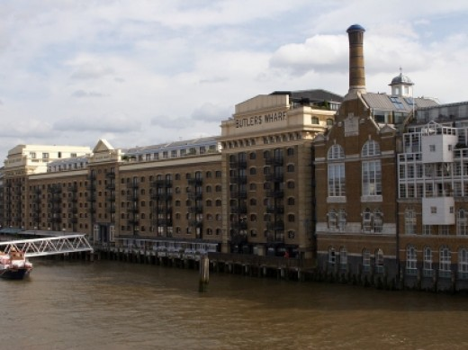 Buy London Online - Butler's Wharf