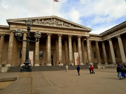 Buy London Online - The British Museum