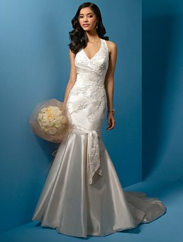 Wedding Dress:Alfred Angelo Wedding Dress