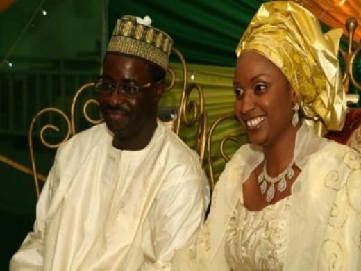Tanimu and Hadiza Yakubu - 2009.  Nigerian Wedding. (Nigeria)
