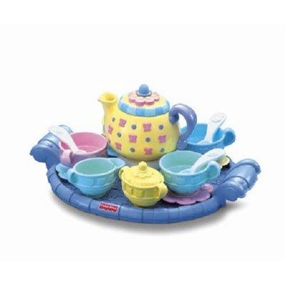 A cute musical tea set!