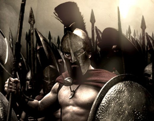 essay on 300 spartans As herodotus recounts in his history, sparta's king leonidas i, determined to halt the persian advance at a narrow pass near thermopylae in 480, led his vastly outnumbered troops, including 300 spartan soldiers, to withstand the assault undermined by theban treachery, leonidas and his warriors battled the persians but.