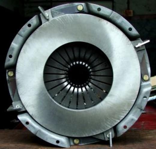 Truck Clutch Plate