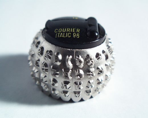Type Ball Font