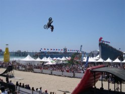 The Art of Freestyle Motocross