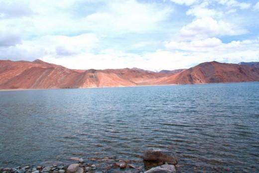 The Pangong Lake