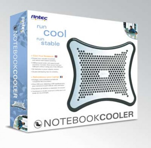 Antec Notebook Cooler USB