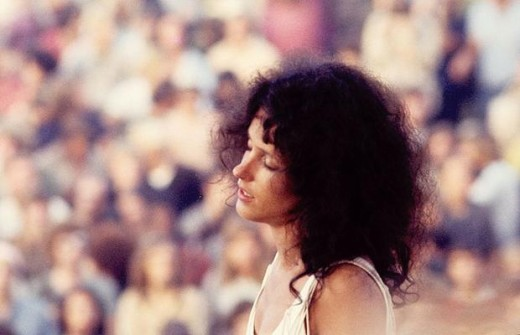 "Grace Slick's powerful vocal drove ""Somebody to Love"""