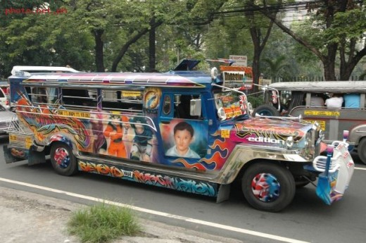 The Philipppine Jeepney