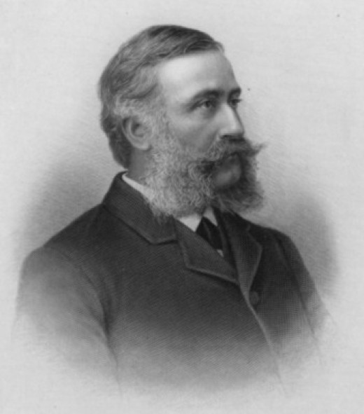 Hubert Howe Bancroft 1832 - 1918