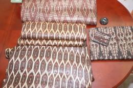 Various t'nalak designs