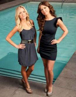 Audrina and Kristin