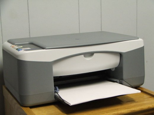 Choosing the right printer for your computer, by ronnieb, Morguefile.com