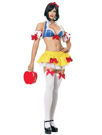 Sexy Snow Princess Costume