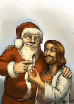 Is Santa God?