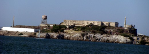 Alcatraz in the San Francisco Bay -- Christine B. (2009)