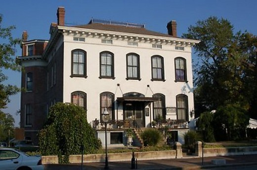 Lemp Mansion, St. Louis, MO
