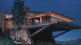 Frank Lloyd Wright House (ala Culver City)