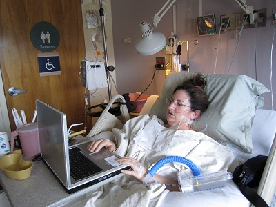 A year ago, it was the day after my surgery and I was blogging when I wasn't falling asleep from all the pain medication.