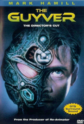 Live-Action Anime Movies - The Guyver (1991)