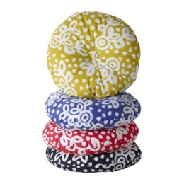 ROUND CUSHIONS FOR PATIO CHAIRS