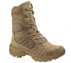 Aggressive, stylish military boots for outdoor sports
