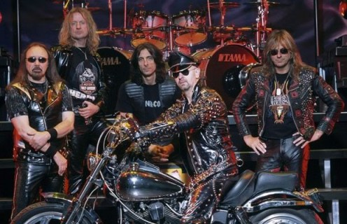 A Reunited Judas Priest in 2010