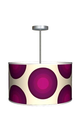 Bulls Eye Contemporary Lighting Fixture