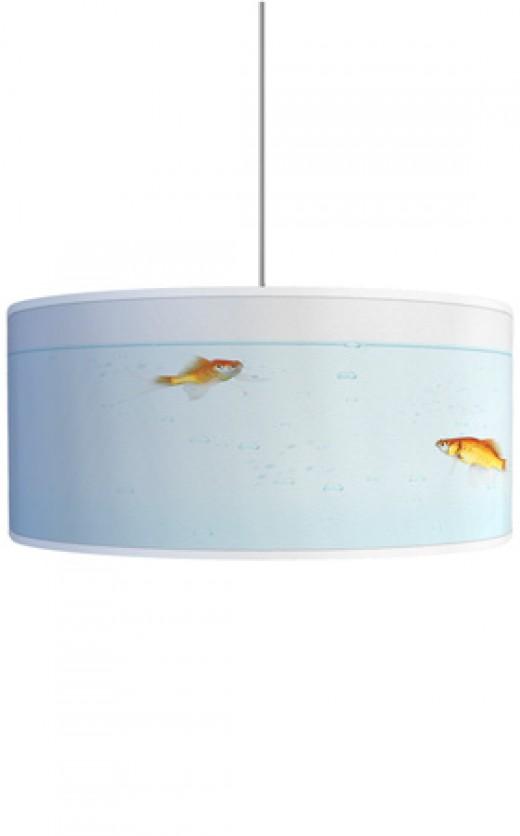 Fish Modern Lighting Fixture