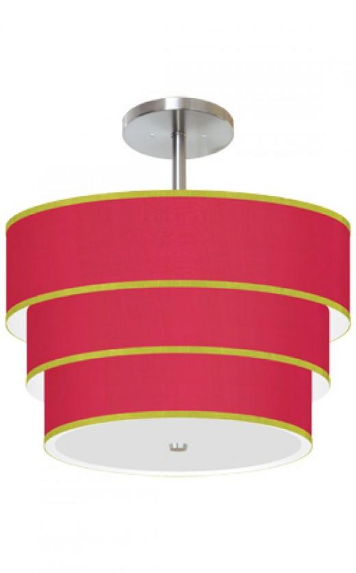 Vidal 3 Tier Lighting Fixture