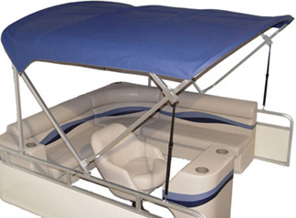 Pontoon Bimini Boat Tops