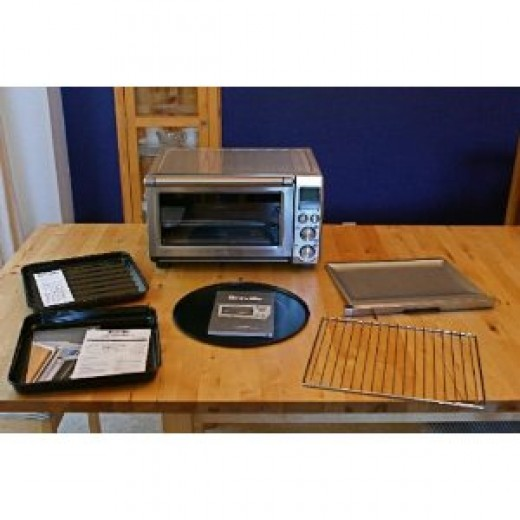 Breville Countertop Convection Oven Accessories : Oven Toaster: Breville Vs Cuisinart Toaster Oven
