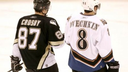 Crosby and Ovechkin the great rivalry or the League's great cash cow?