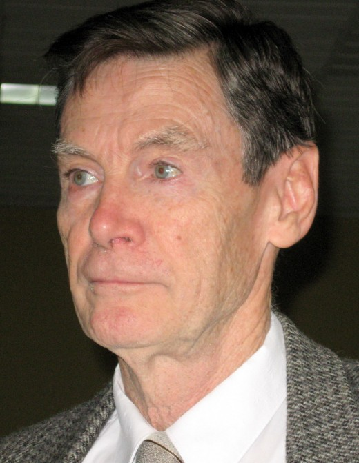 The writer at 74.  Tom has devoted most of his adult life towards trying to find out what we are, and what we are not.