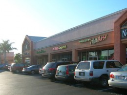 Oh goody, another strip mall