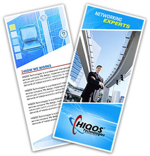 Design brochurs that is alive!