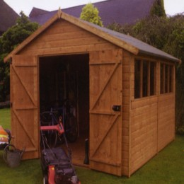Denny cost to build shed 10x20 for How much does it cost to build a garage yourself