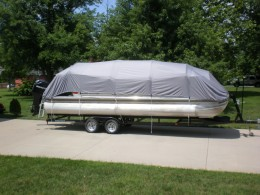 Pontoon Cover