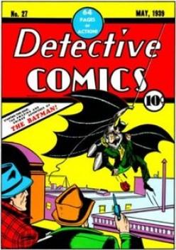 Batman: Through The Years