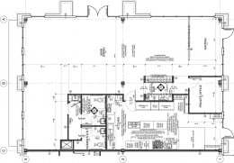 Commercial Kitchen Floor Plans Find House