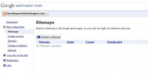 Click Sitemap